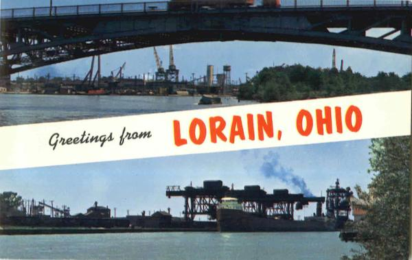 Greetings From Lorain Ohio