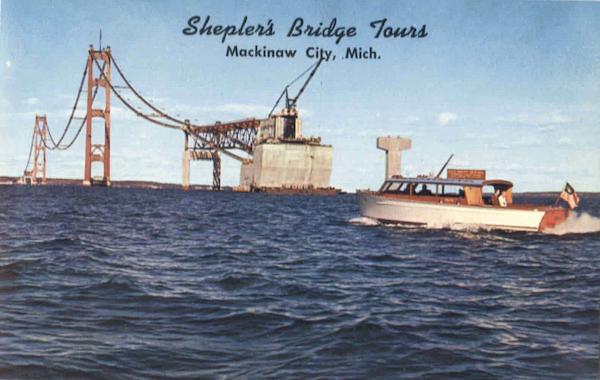 Shepler S Bridge Tours Mackinaw Mi