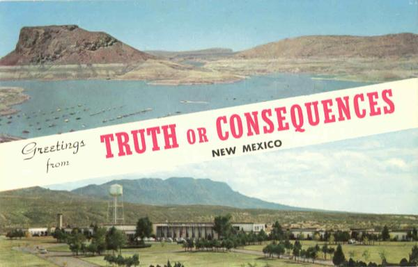 Truth or consequences nm casino