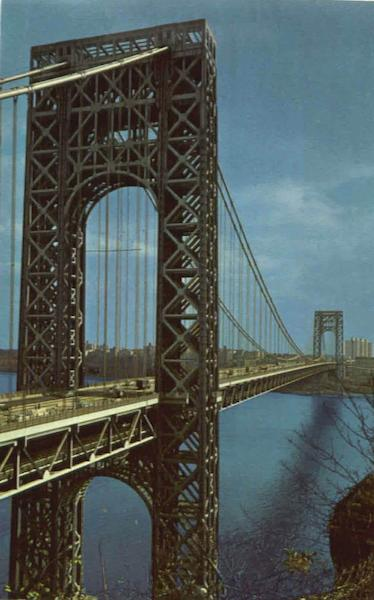 George Washington Bridge New York