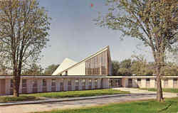 Trinity Methodist Church, 2330 Plank Road