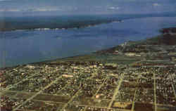 Anchorage Aerial View