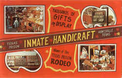 Texas Prison Inmate Handicraft