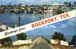 Greetings From Rockport