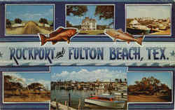Rockport And Fulton Beach