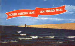 North Concho Lake
