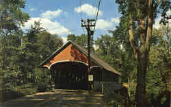 Lyndonville Covered Bridge