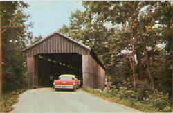 Brown County #4 Covered Bridge