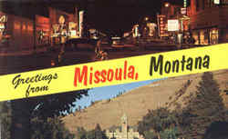 Greetings From Missoula