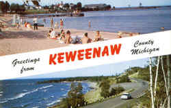 Greetings From Keweenaw