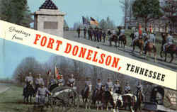 Greetings From Fort Donelson