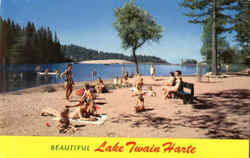 Beautiful Lake Twain Harte