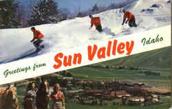Greetings From Sun Valley