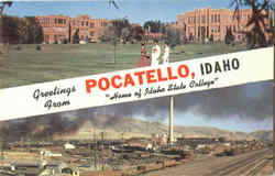 Greetings From Pocatello