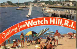 Greetings From Watch Hill