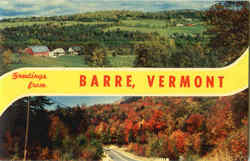 Greetings From Barre