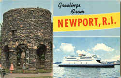 Greetings From Newport