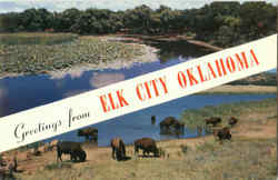 Greetings From Elk City