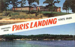 Greetings From Paris Landing State Park