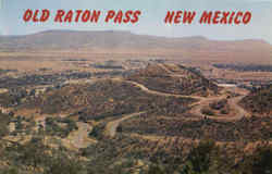 Old Raton Pass