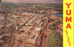 Aerial View Of Yuma