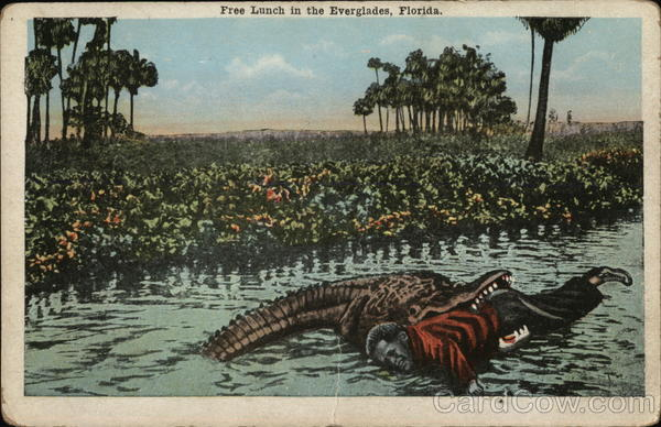 Free Lunch in the Everglades, Florida Black Americana