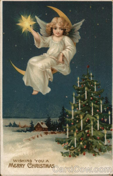 Angel Christmas Tree