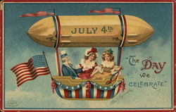 July 4th - The Day We Celebrate