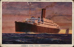 "Anchor Line T.S.S. ""Tuscania"""