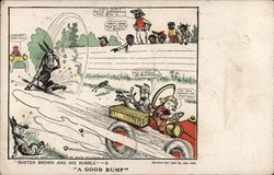 """A Good Bump"" Buster Brown"