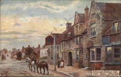 The Bell Inn, Stilton
