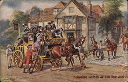 Changing Horses at the Red Lion-178