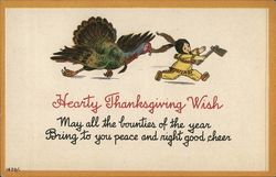 Hearty Thanksgiving Wish