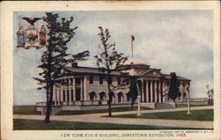New York State Building, Jamestown Exposition, 1907.