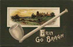 Irish Countryside View, Pipe