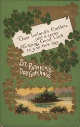 St Patrick's Day Greetings from Lakes of Killarney