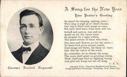Clarence Rexford Raymond, Pastor 1907