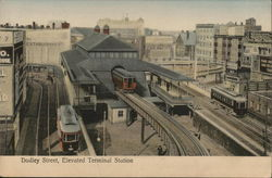 Dudley Street, Elevated Terminal Station