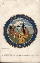 1607--Jamestown Exposition--1907