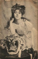 Evelyn Nesbit, The Tiger Head