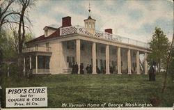 Mt. Vernon-Home of George Washington