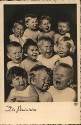 Die Pessimisten-11 babies crying