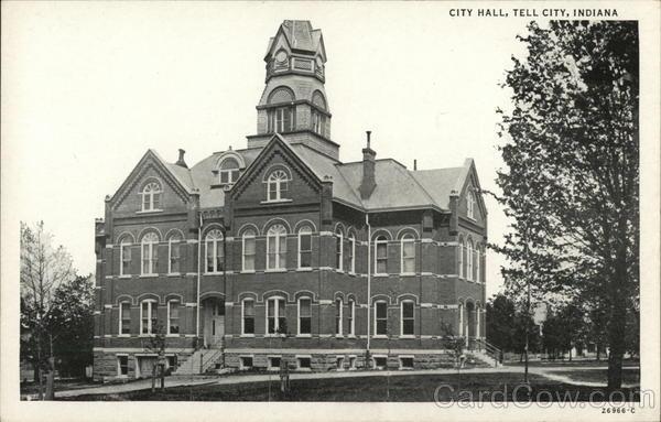 Tell City's City Hall