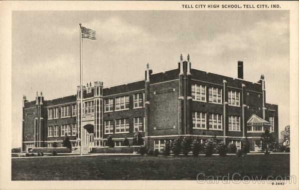 Tell City High School, Tell City, Ind.