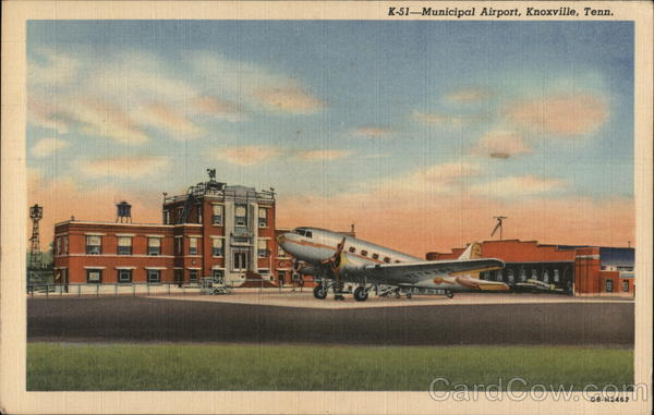 Municipal Airport Knoxville Tennessee Airports