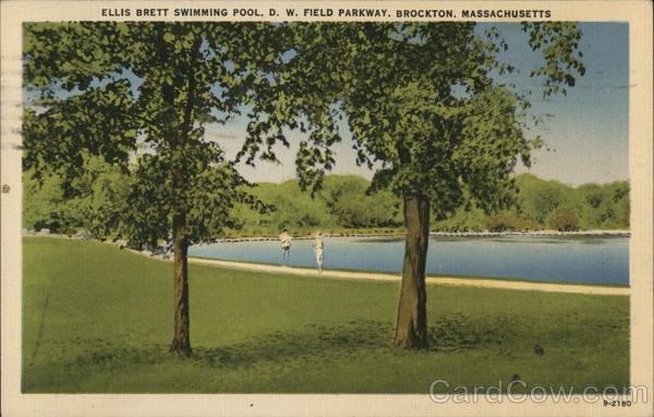 Ellis Brett Swimming Pool, D.W. Field Parkway Brockton Massachusetts