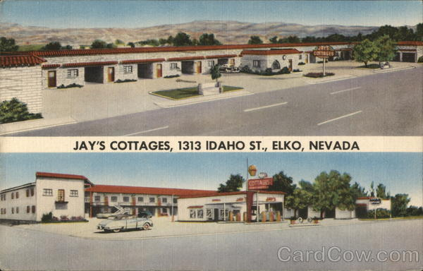 Jay's Cottages Elko Nevada