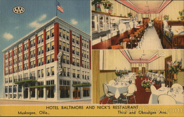 Hotel Baltimore And Nick S Restaurant
