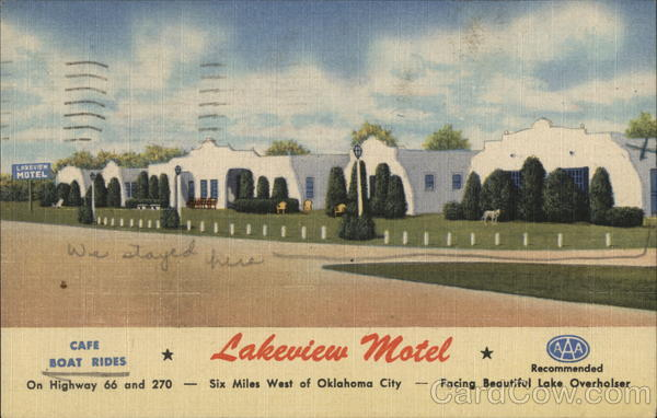 Lakeview Motel Oklahoma City