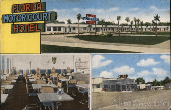 Florida Motor Court Hotel Tallahassee